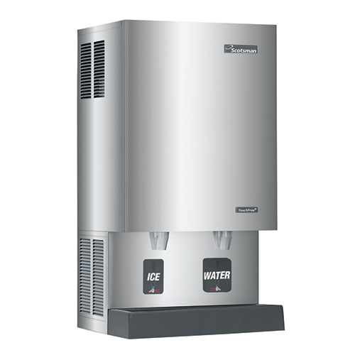 Countertop Pearl Ice Maker : ... TouchFree Ice Maker/Dispenser - Nugget Ice, 40 lb. Bin Capacity