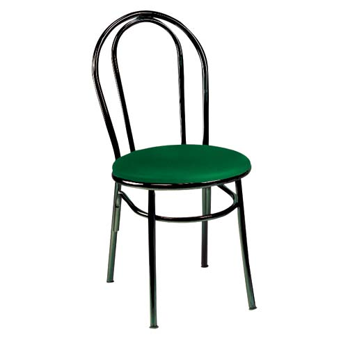 Carroll chair co 2 106 hairpin style chair 18 1 2 h seat for Hairpin cafe chair