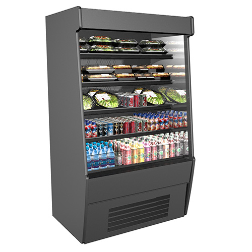 Structural Concepts Co47r Oasis Refrigerated Self Service