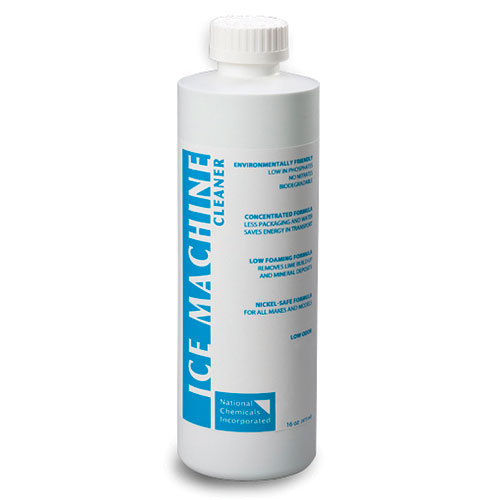 machine cleaners and sanitizers