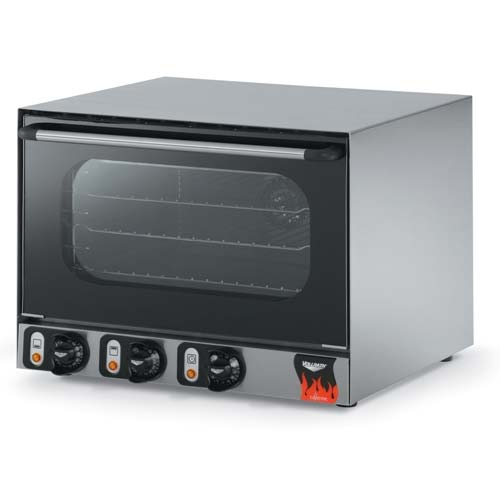Vollrath 40701 Cayenne Convection Oven - Holds (4) Half-Size Sheet ...