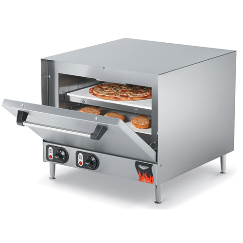 Best Commercial Countertop Pizza Oven : Vollrath 40848 Cayenne Pizza Bake Oven, 2 Ceramic Bake Decks, 23-1/8