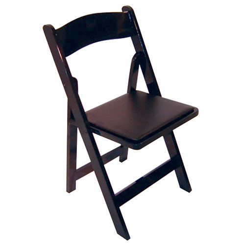 Midas Event Supply 111002 Wooden Folding Chair