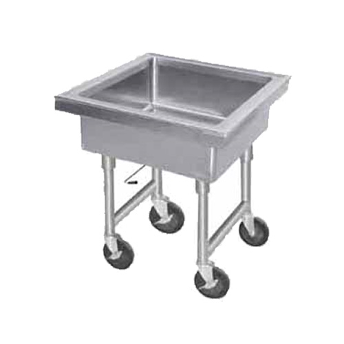 ... 12 Advance Tabco - 9-FMS-12 - Soak Sink, Portable, 34