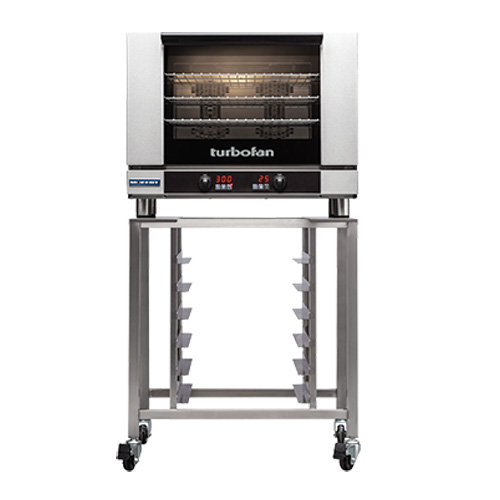 Moffat E28D4 Turbofan Convection Oven, Electric, Countertop, 26