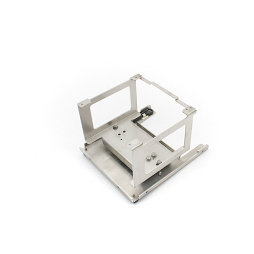 Load Cell Assembly : Roundup base load cell assembly