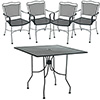 "Veranda Outdoor Chair and 36"" Table Set"