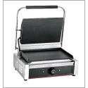 "Value Series PG2SS-120 12""x17"" Smooth Plate Panini Grill"
