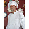Long Sleeve Chef Coat - Sizes Small to Large