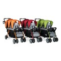 Foundations 4130079 The Trio Sport Triple Tandem Stroller