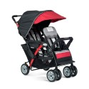 Foundations 4121079 The Duo Sport 2-Passenger Stroller