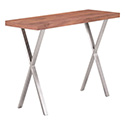 Zuo Modern 100088 Renmen Console Table, Walnut
