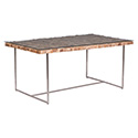 Zuo Modern 100260 Collage Dining Table, Natural