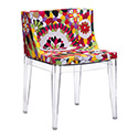 Zuo Modern 102113 Pizzaro Dining Chair, Multicolor