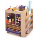 Whitney Brothers WB0285R Art Supply Unit