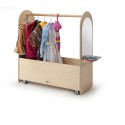 Whitney Brothers WB0475 Portable Dress-Up Rack
