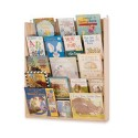 Whitney Brothers WB0600 Wall Book Display