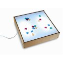 Whitney Brothers WB0717 Tabletop Light Box