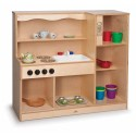 Whitney Brothers WB0782 Toddler Kitchen Combo