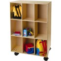 Whitney Brothers WB0809 9 Cubby Storage and Teaching Center