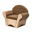 Whitney Brothers WB0845 Child's Easy Chair - Tan