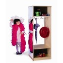 Whitney Brothers WB0885 Mirror Wardrobe