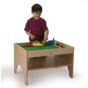 Whitney Brothers WB1359 Construction Site Table