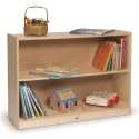 Whitney Brothers WB1409 Space Saver Bookcase