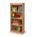 Whitney Brothers WB1415 Tall Storage with Adjustable Shelves