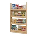Whitney Brothers WB2113 Wall Mount Book Shelf