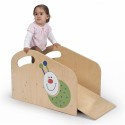Whitney Brothers WB2114 Toddler Step and Ramp