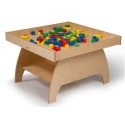 Whitney Brothers WB1606 Big Wide Discovery Table