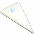 """Pastry Bag - Plastic Coated 5-1/2""""Wx8""""H"""