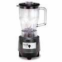 Commercial Bar Blender Half Gallon, Clear Container