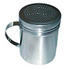 Dredge with Handle - Stainless Steel, 10 oz. Capacity