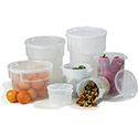 Carlisle 120530 Bains Marie Food Storage Container 12 qt , EA of 6/CS