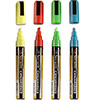 Small Tip Wet Erase Markers in Blue, Red, Green and Yellow