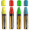 Big Tip Wet Erase Markers in Blue, Red, Green and Yellow