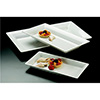 "Rectangular Melamine Serving Platter - 14-1/4""Wx7-1/2""D"