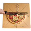 NSF Pizza Cutting Guide, Four to Eight Slices