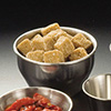 Stainless Steel Round Sauce Cup - 8 oz. Capacity