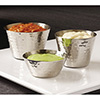 Hammered Sauce Cup - 4 oz. Capacity