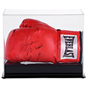 Luxe West FLY00256 Signed Floyd Mayweather Jr. Boxing Glove In Glass Case