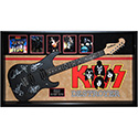 Luxe West KISS-DESTROYER Kiss Band Signed Guitar