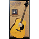 Luxe West NYOUNGLW Neil Young Signed Guitar