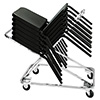 National Public Seating DY82 Music Chair Dolly
