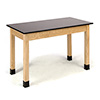 """National Public Seating PSLT2448 - Science Lab Table, 24""""X48"""""""