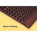 """Star Grease Proof Mat 58-1/2""""Wx39""""D"""
