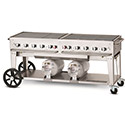 Commercial Outdoor Grill - 72""