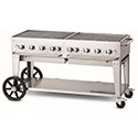 "Commercial Outdoor Gas Grill 72""W"